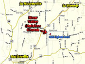 River Valley Christian Church Map Icon